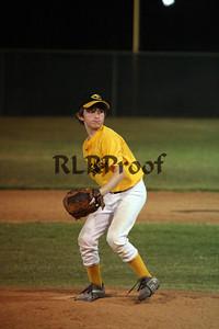 Cleburne Gold vs Granbury Dodgers June 28, 2009 (37)
