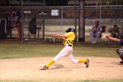Cleburne Gold vs Granbury Dodgers June 28, 2009 (178)