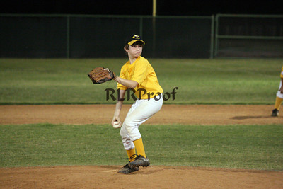 Cleburne Gold vs Granbury Dodgers June 28, 2009 (15)