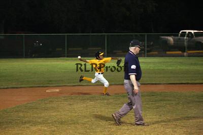Cleburne Gold vs Granbury Dodgers June 28, 2009 (33)