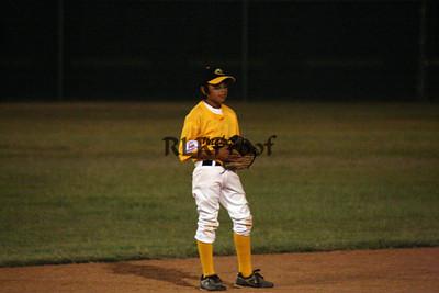 Cleburne Gold vs Granbury Dodgers June 28, 2009 (9)