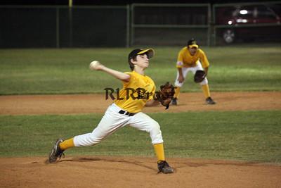 Cleburne Gold vs Granbury Dodgers June 28, 2009 (25)