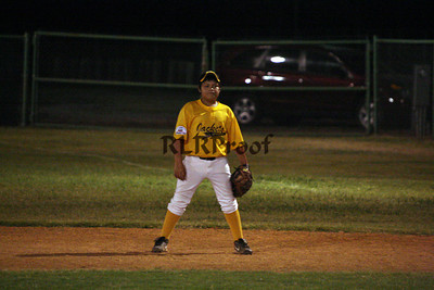 Cleburne Gold vs Granbury Dodgers June 28, 2009 (22)