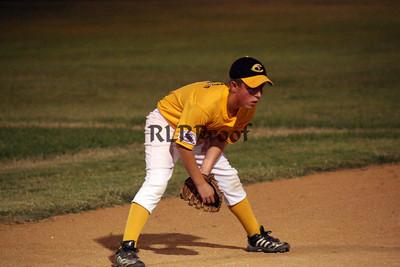 Cleburne Gold vs Granbury Dodgers June 28, 2009 (8)
