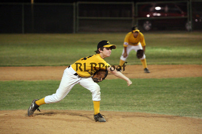 Cleburne Gold vs Granbury Dodgers June 28, 2009 (21)
