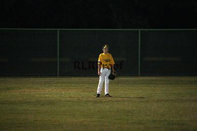 Cleburne Gold vs Granbury Dodgers June 28, 2009 (10)