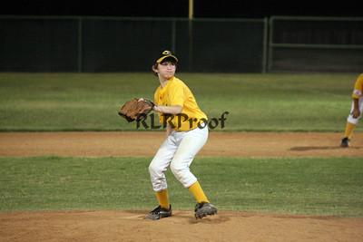 Cleburne Gold vs Granbury Dodgers June 28, 2009 (16)