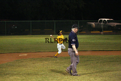 Cleburne Gold vs Granbury Dodgers June 28, 2009 (34)
