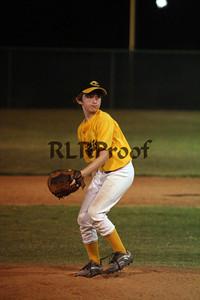Cleburne Gold vs Granbury Dodgers June 28, 2009 (36)