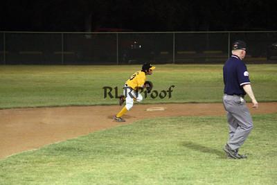Cleburne Gold vs Granbury Dodgers June 28, 2009 (31)