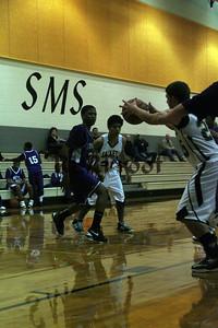 Smith MS 8th Grade vs Crowley Jan 9, 2012 (10)