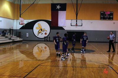Smith MS 8th Grade vs Crowley Jan 9, 2012 (1)
