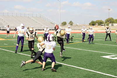 Cleburne Major 1 vs Alvarado October 10, 2008 (35)