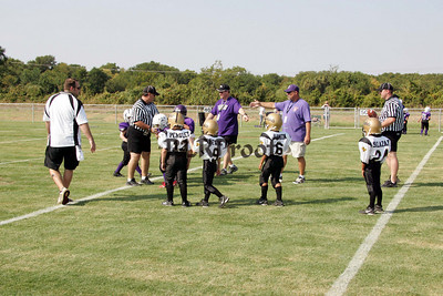 Cleburne Bantum vs Crowley August 28, 2005 (1)