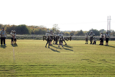 Cleburne Major 1 vs Aledo November 1, 2008