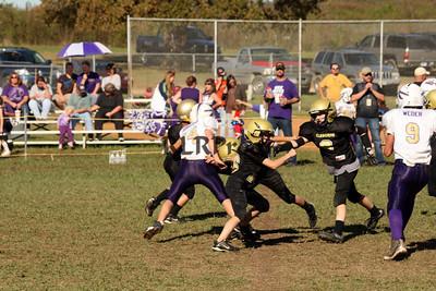 Cleburne Major 2 vs Alvarado Oct 31, 2009 (111)