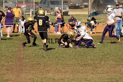 Cleburne Major 2 vs Alvarado Oct 31, 2009 (103)