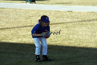 Rangers vs Burleson April 3, 2009
