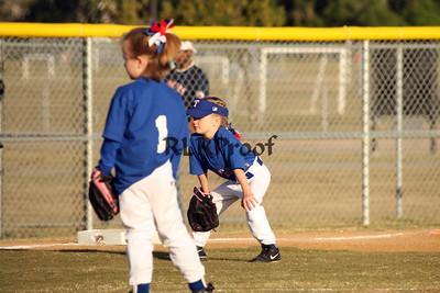 Rangers vs Burleson April 3, 2009 (17)