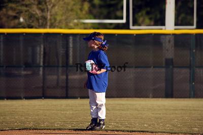 Rangers vs Burleson April 3, 2009 (7)