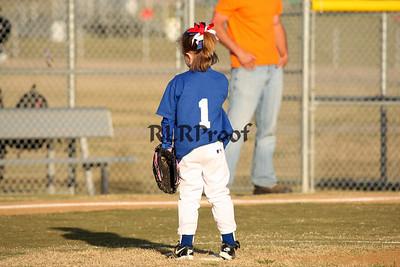 Rangers vs Burleson April 3, 2009 (34)