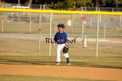 Rangers vs Burleson April 3, 2009 (43)