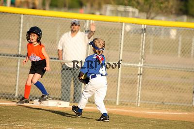Rangers vs Burleson April 3, 2009 (40)