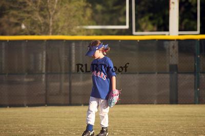 Rangers vs Burleson April 3, 2009 (6)