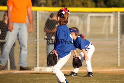 Rangers vs Burleson April 3, 2009 (16)