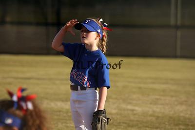 Rangers vs Burleson April 3, 2009 (11)