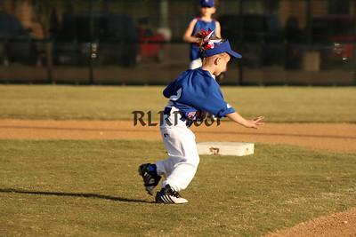 Rangers vs Burleson April 3, 2009 (13)