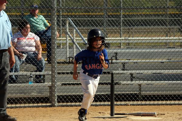 Rangers vs Burleson Orange April 4, 2009 (13)