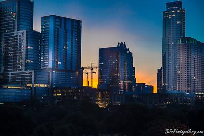 Downtown Austin  07/2019