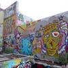 Castle Hill graffitti park, Austin