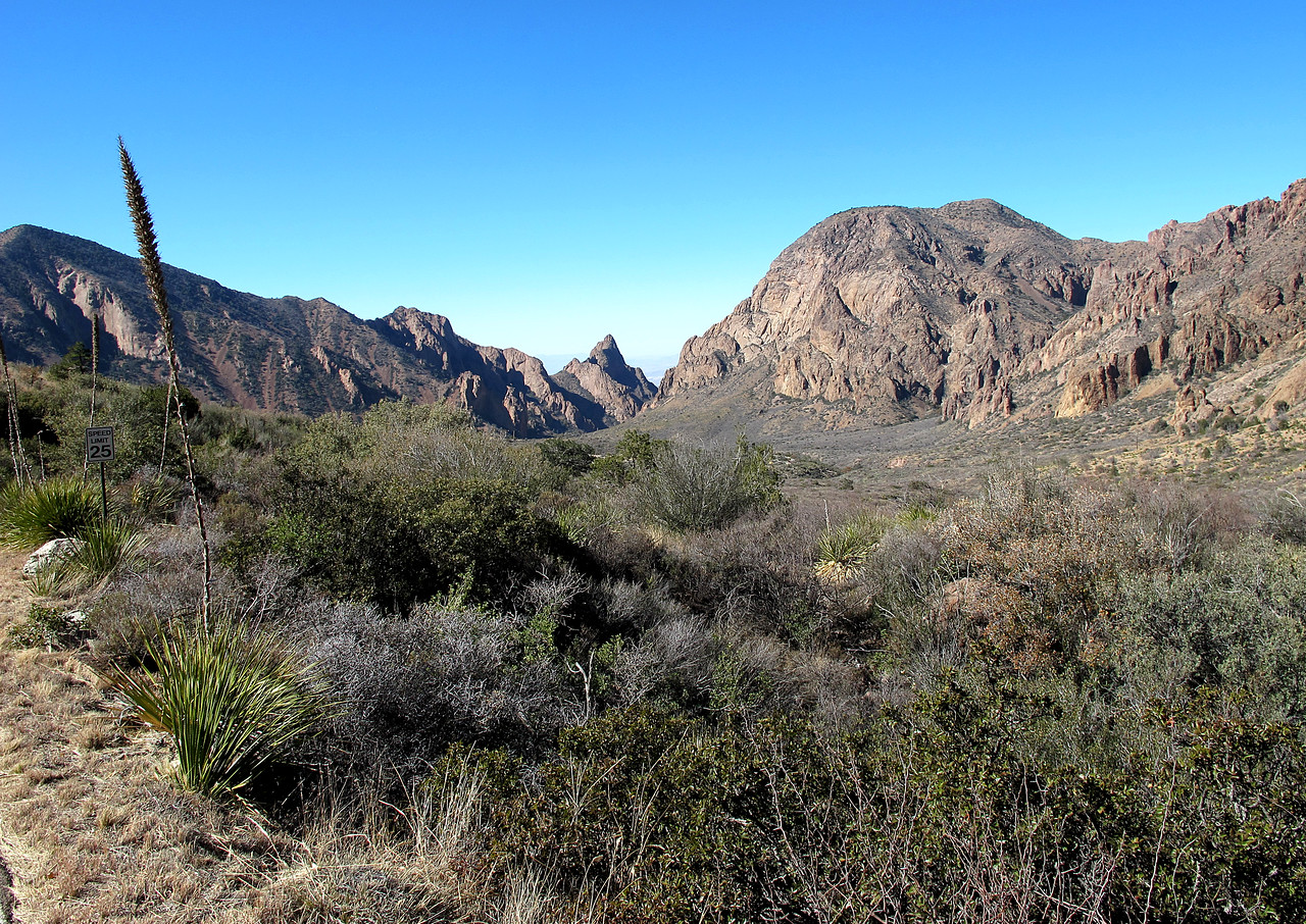 Chisos Basin, Big Bend NP