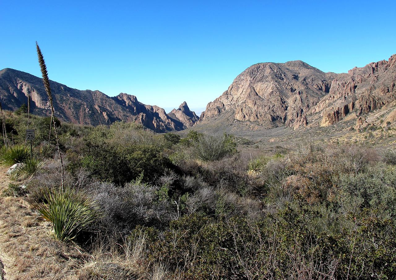 Chisos Basin, Big Bend NP