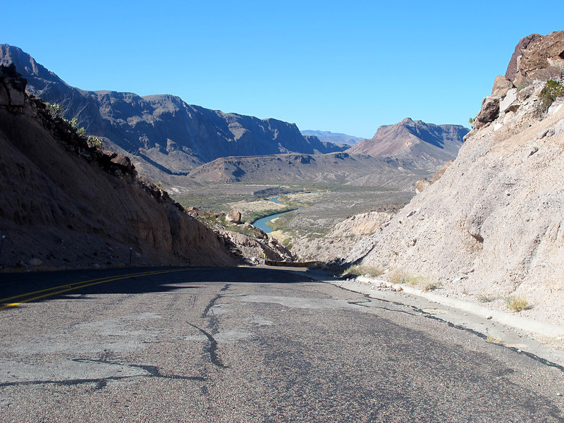 Big Bend State Park and the Rio Grande