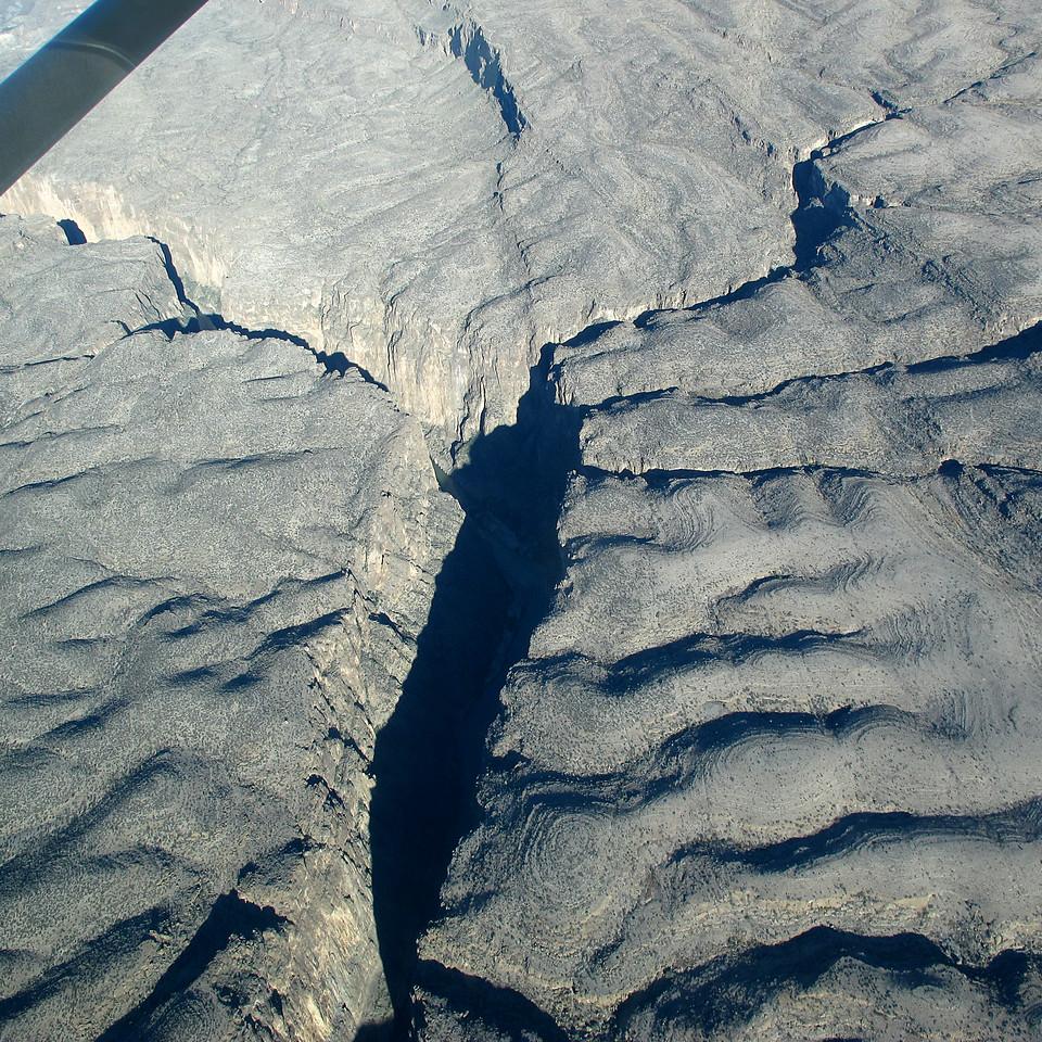 Santa Elena Canyon in Big Bend National Park.