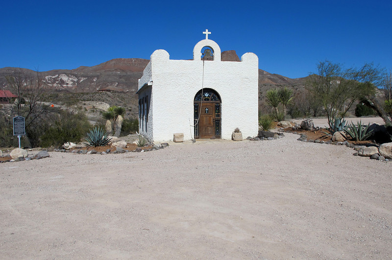 Lajitas Resort chapel