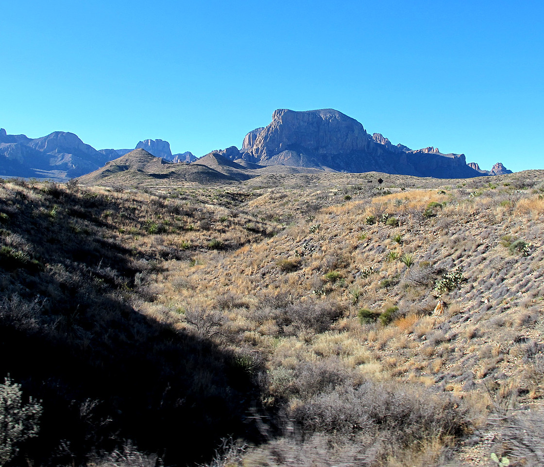 Heading to Big Bend National Park for a day trip.