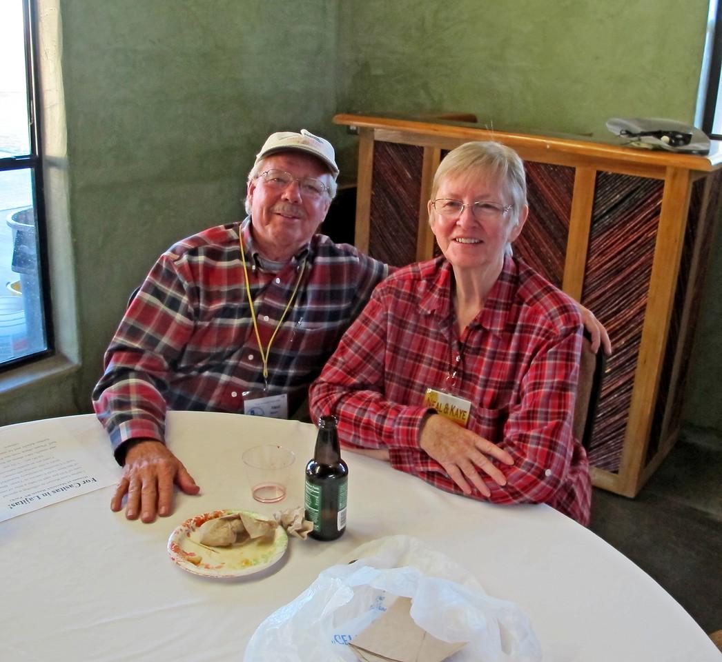 Neal & Kaye Ruest