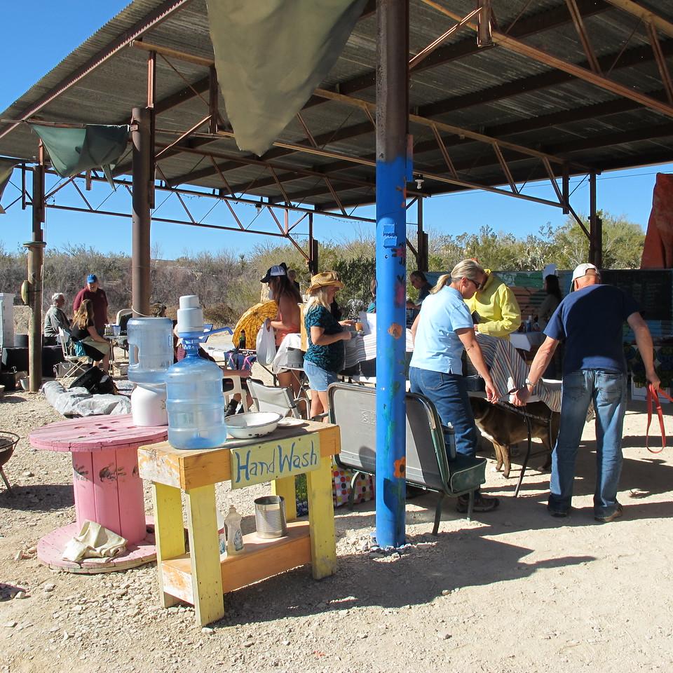 Terlingua Farmer's Market