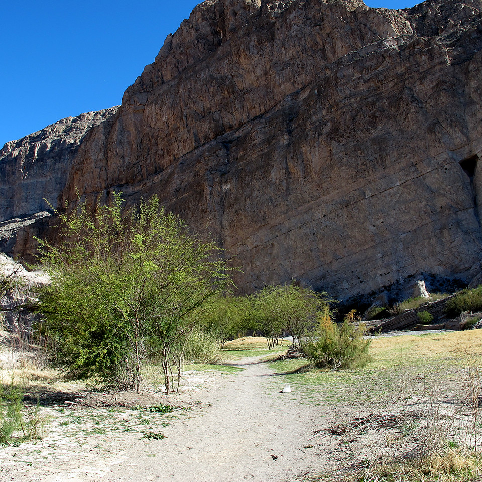 Bouquillas Canyon, Big Bend NP