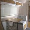 Side dinette / single bed
