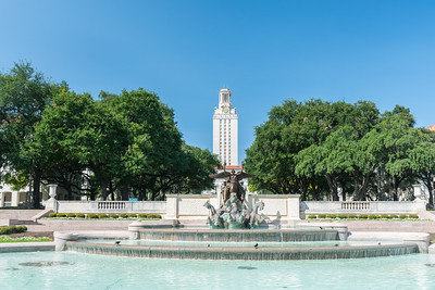 Littlefield Fountain