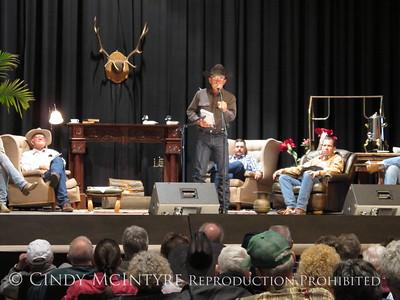 Cowboy Poetry Gathering, Alpine