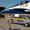 Frank Batteas (Lt. Col USAF ret.) Associate Director for Flight Operations at NASA's Armstrong Flight Research Center, Edwards, CA