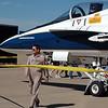 Frank Batteas (Lt. Col USAF ret.) Associate Director for Flight Operations at NASA's Armstrong Flight Research Center, Edwards, CA
