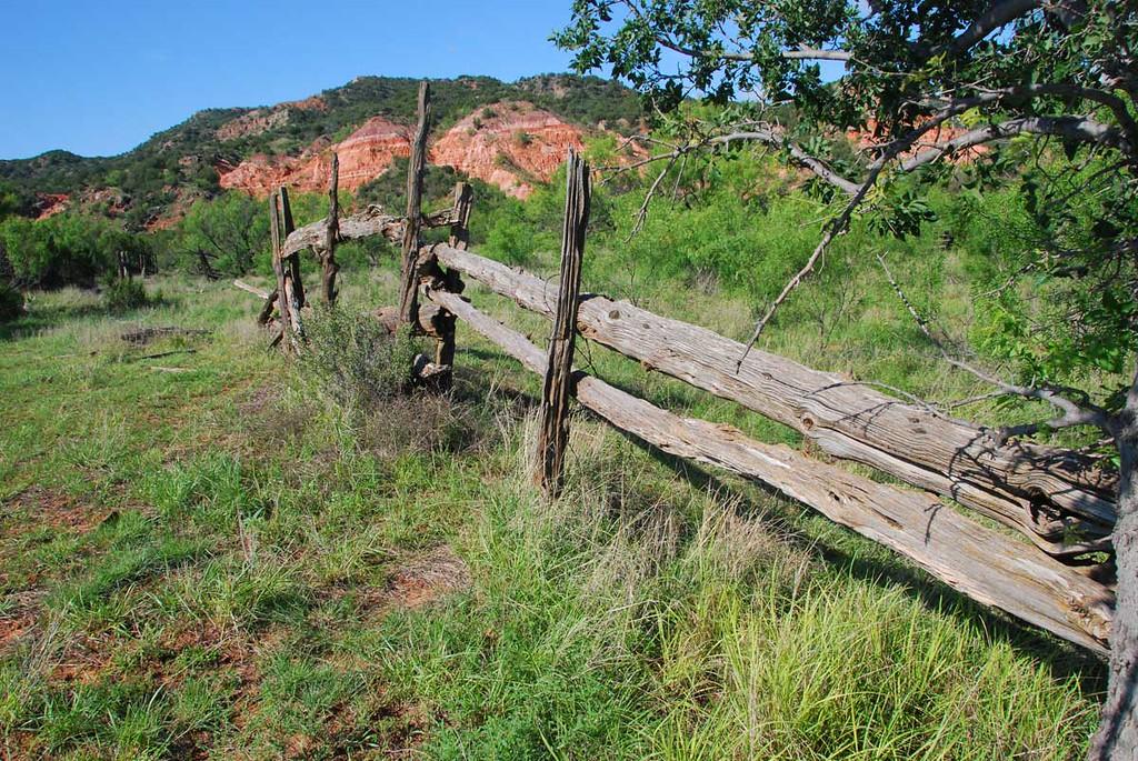 Corral Fencing