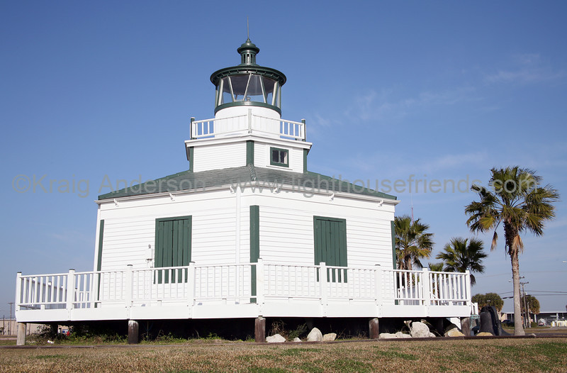 Halfmoon Reef Lighthouse
